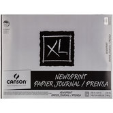 "XL Canson Newsprint Paper Journal - 18"" x 24"""